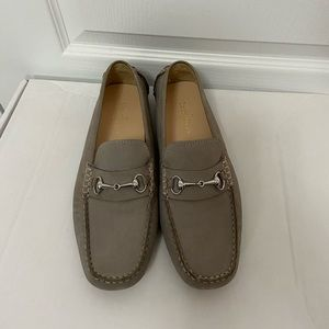 Cole Haan Grey suede shoes size 7 1/2B NWOT